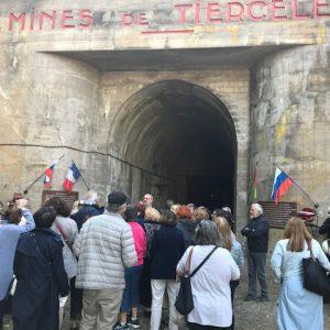 Mines de Tiercelet en Lorraine