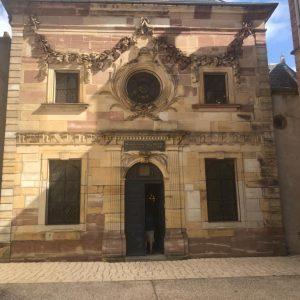 Synagogue en Lorraine