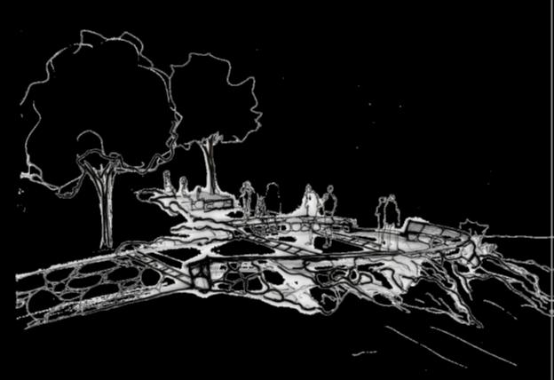 projet forêt d'Eshtaol