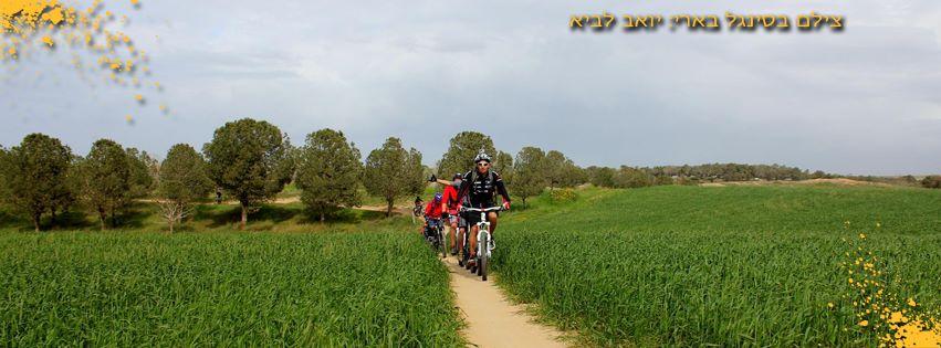 Des cyclistes