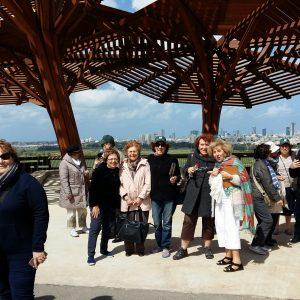 6 parc Ariel Sharon