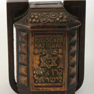 Boîte bleue avant la première Guerre Mondiale