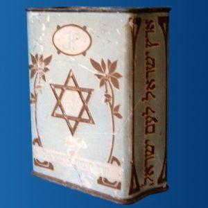 boîte bleue 1908