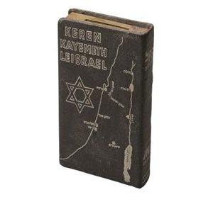 boîte bleue 1920 Tel Aviv