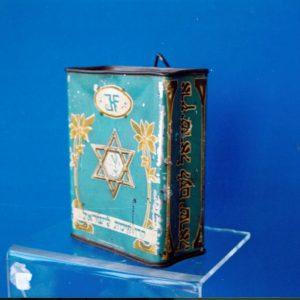 boîte bleue angleterre