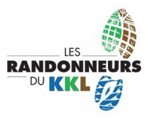 Logo du KKL rando